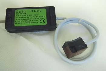 OPTO sensor for folow meters WP series