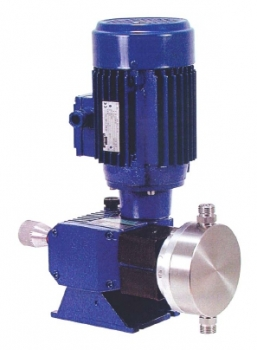 Membrane and piston dosing Pumps UGD in AISI 316 &PVC serie