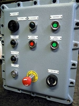 SLAVE PANELS with dual controls